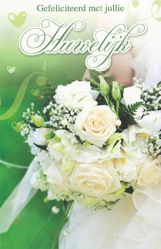 Verloofd huwelijk jarig keeskaart