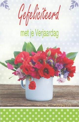 Magnifiek Bloemen | Keeskaart.nl &PO83